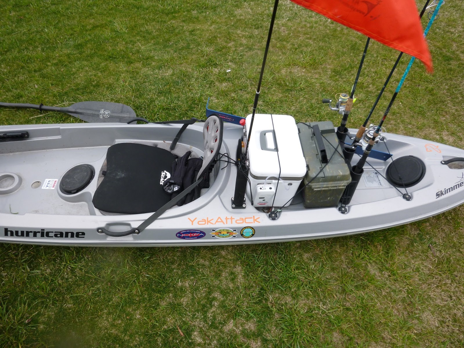 Coastal Kayak Fishing: Kayak Fishing - Top 10 Must-haves