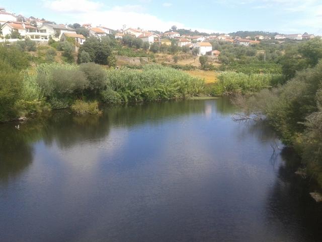 Ferreirós do Dão e Rio Dão