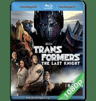TRANSFORMERS: EL ÚLTIMO CABALLERO (2017) FULL 1080P HD MKV ESPAÑOL LATINO