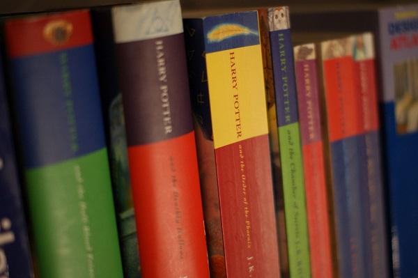 Книгите на Джоан Роулинг