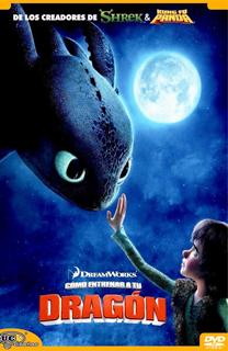 Película Cómo entrenar a tu dragón, de Chris Sanders y Dean DeBlois - Cine de Escritor