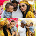 See Adorable Photo Of Mavin Records Star Di'ja With Husband and Son