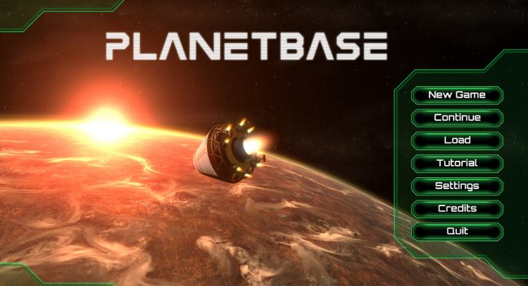 Planetbase PC Full Español
