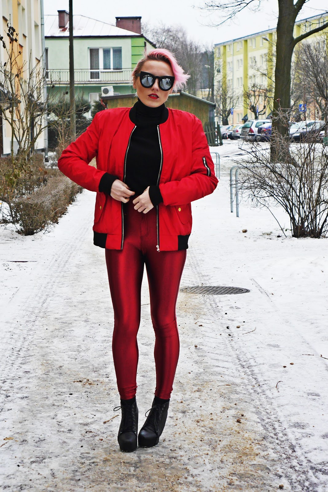 czerwona_bomberka_bordowe_disco_pants_karyn_blog_190217ac