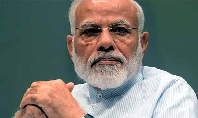 Cancellation of Article 5 benefits Kashmir bus: Modi