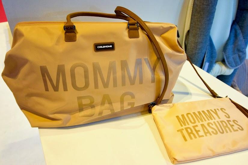 Mommy's Treasures es el pequeño bolso bandolera de Childhome