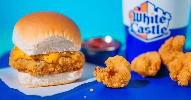 White Castle Crab Cake Sandwich Review