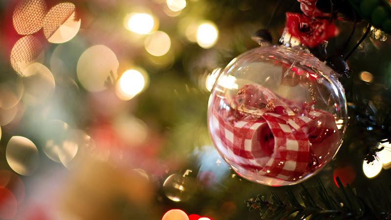 Christmas Ornament. Xmas Lights 2