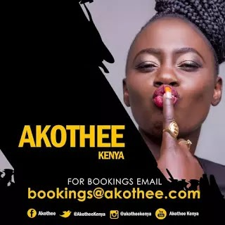 Download Audio | Akothee - Muje