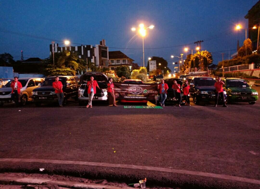 Toyota Indonesia Community Hadiri Deklarasi TIC Bekasi Raya