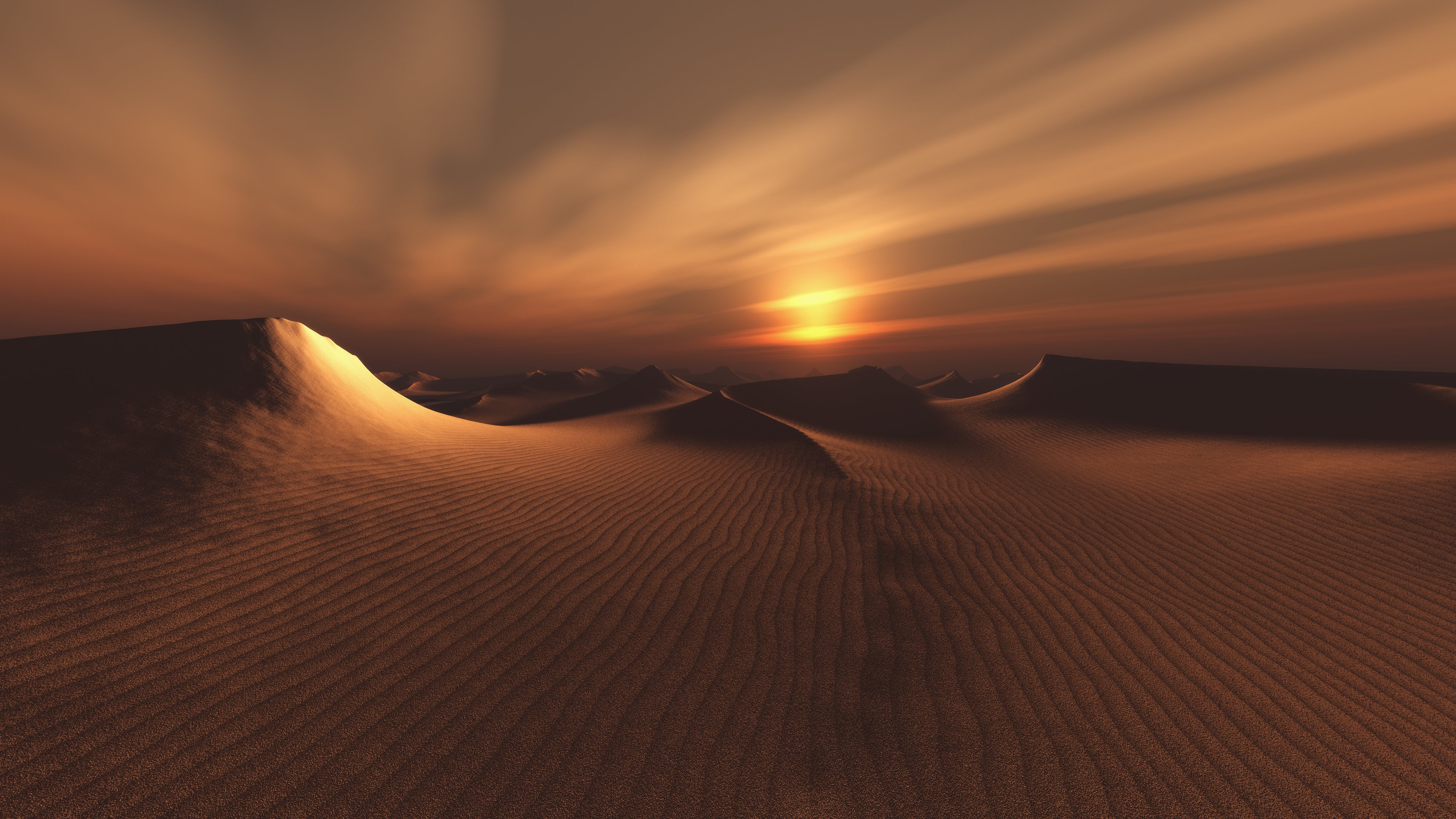 desert dark wallpaper hd wallpapers