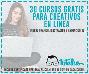 los mejores cursos para creativos gratis de tutellus