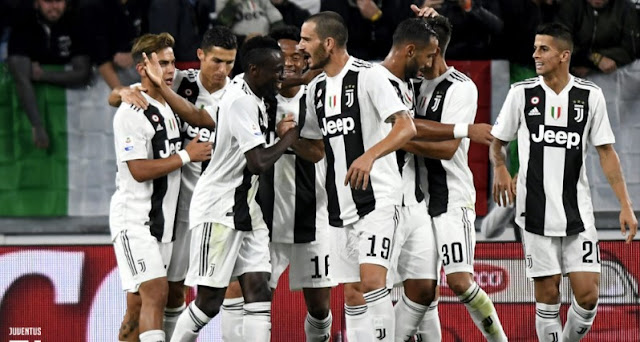 Prediksi Skor Manchester United vs Juventus 24 Oktober 2018 |  Liga Champions Eropa