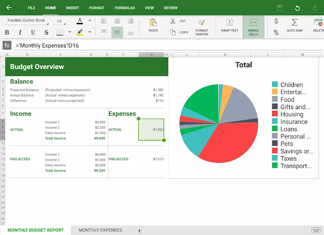 OfficeSuite Pro + PDF 8 Paid Apk v8.6.47419 Latest Version For Android