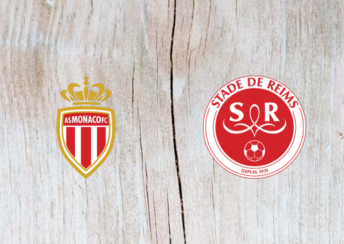 Monaco vs Reims - Highlights 13 April 2019