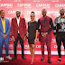 BBnaija 2018: Tobi, TeddyA, Bambam, Leo, 2face And Other Celebrities Unite To Unveil Campari 'Make It Red' Drink (Details and Photos)