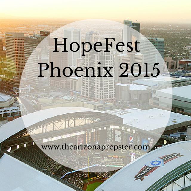HopeFest Phoenix 2015