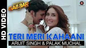 Teri Meri Kahaani Hindi songs harmonium notes from Gabbar Is Back