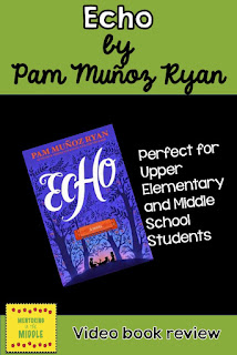 Video review of Echo by Pam Munoz Ryan