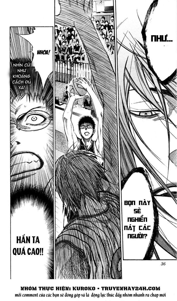 Kuroko No Basket chap 146 trang 9