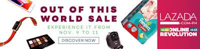 Lazada Online Revolution Sale 2017
