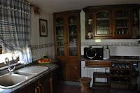 chalet en venta calle el galeote grao castellon cocina
