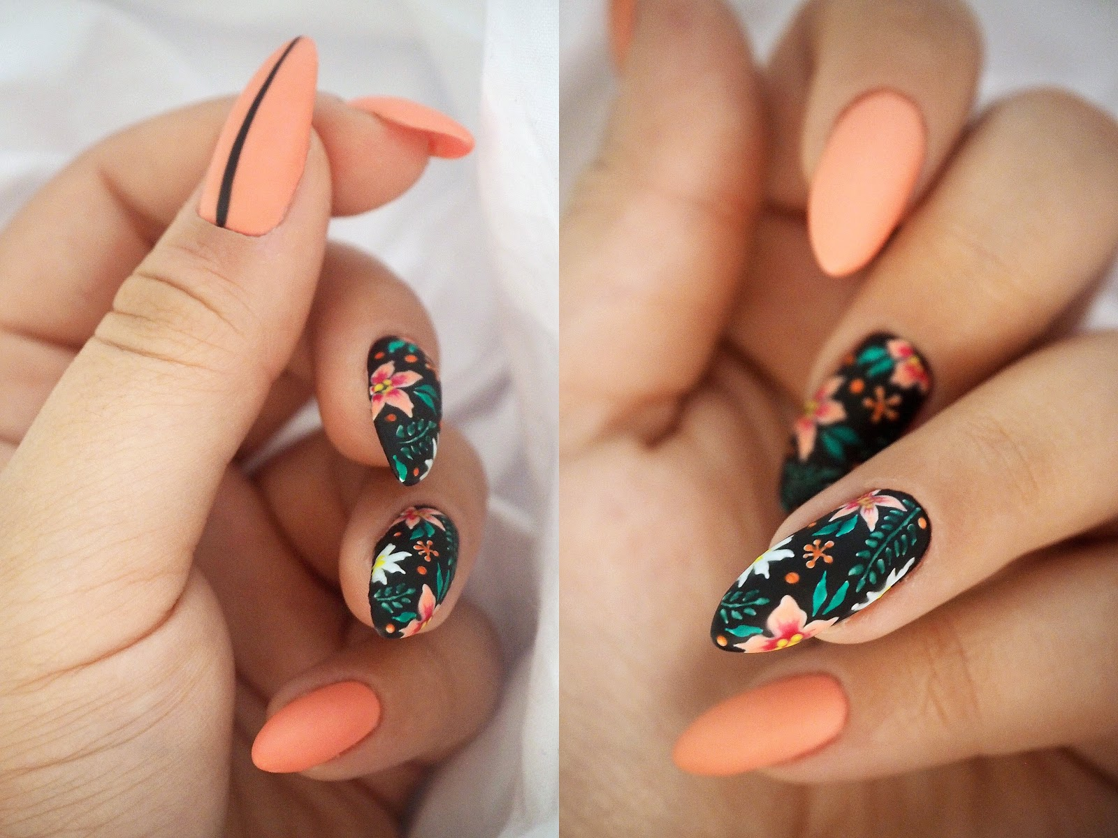 nailart jungle
