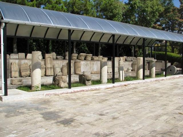Niğde Müzesi Bahçesi