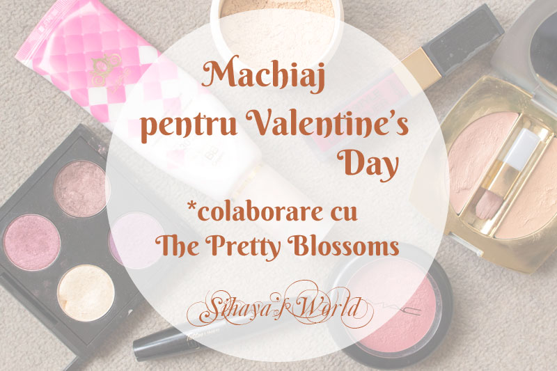 machiaj Valentine's Day cover