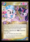My Little Pony Twilight Sparkle & Silverstream, Eager to Learn Friends Forever CCG Card