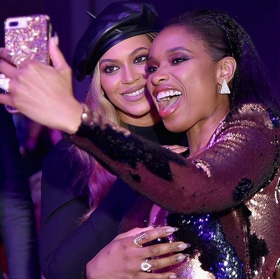 Beyonce-Jennifer-Hudson-Roc-Nation-Brunch-Pre-Grammy-party