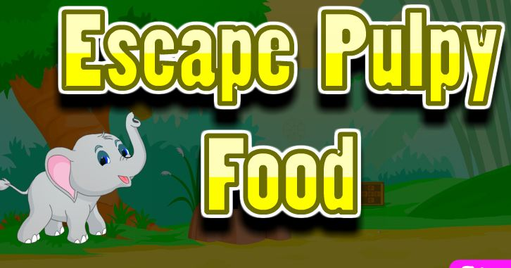 AjazGames Escape pulpy food