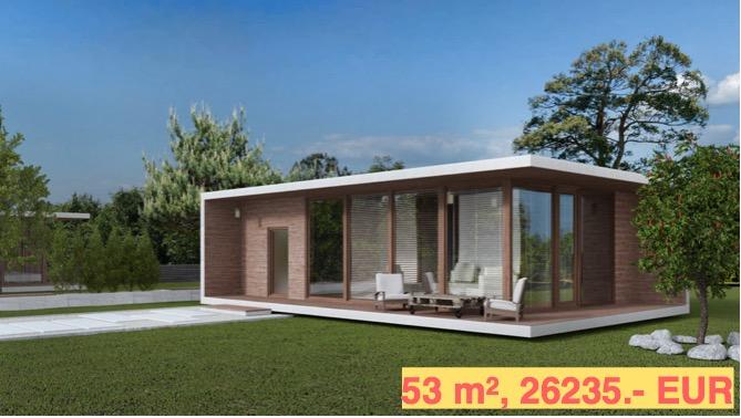 Byggsats trähus timmerhus bygga själv ftitidshus billig