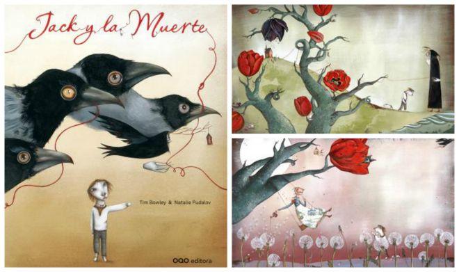 cuentos infantiles jack y la muerte para hacer pensar, reflexionar, sentido ética moral niños