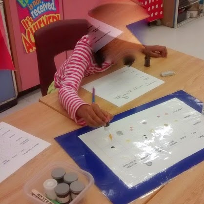 Picture of Hands On Properties and Characteristics of Matter at http://teachingisagift.blogspot.ca
