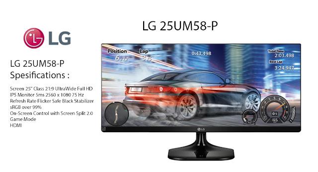 LG-25UM58-P