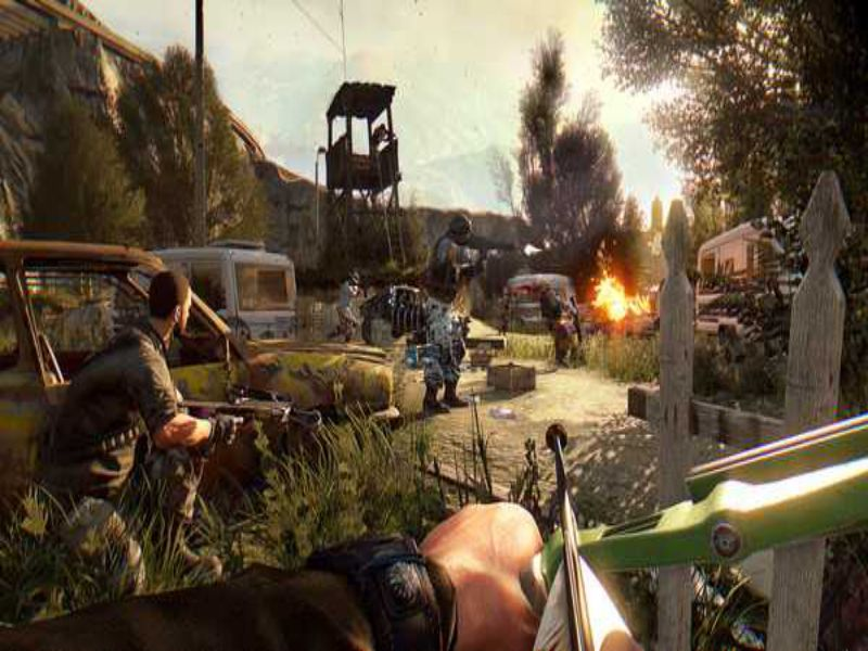 Download Dying Light Free Full Game For PC