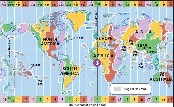 map date