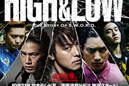 High & Low The Story of S.W.O.R.D. (2015) - Serial TV Jepang