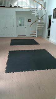 Greatmats Karate Mats Home Dojo Studio