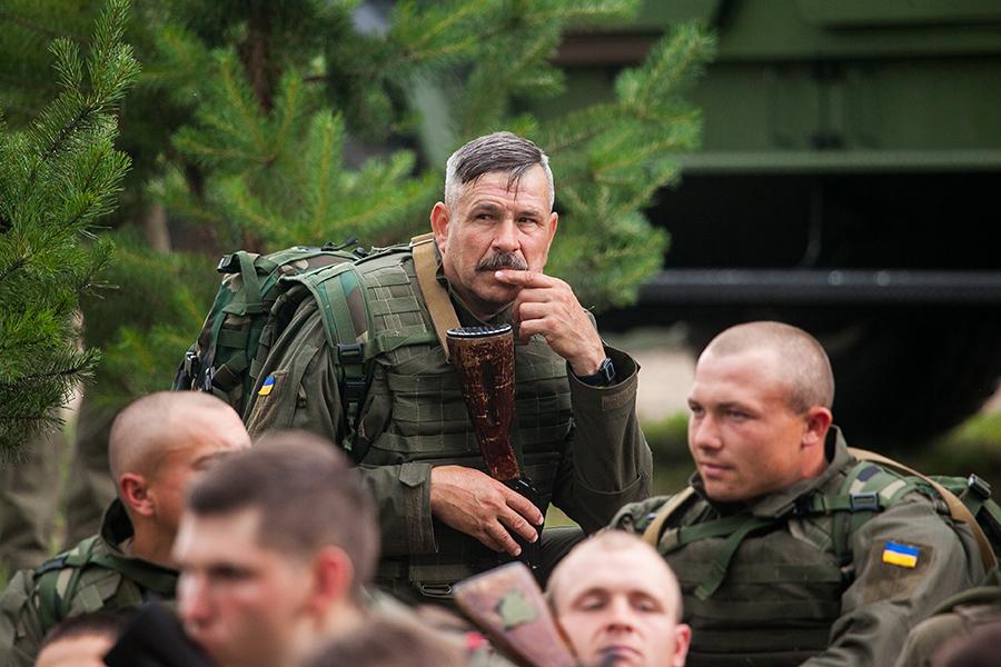 Президент відвідав навчальний центр Національної гвардії