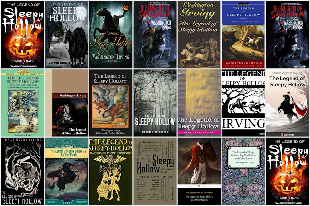 an analysis of the legend of sleepy hollow by washington irving Find all available study guides and summaries for the legend of sleepy hollow by washington irving if there is a sparknotes, shmoop, or.