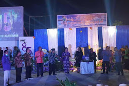 Puncak HUT GPM ke-85 Jadi Momen Refleksi Diri Jemaat Saumlaki