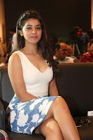 Yamini in Short Mini Skirt and Crop Sleeveless White Top 053.JPG