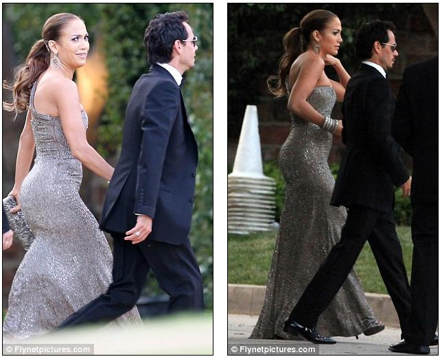 Brad Grey The Ceo Of Paramount Pictures Married Candra Huysentruyt At His Bel Air Mansion