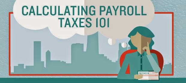 calculating payroll taxes 101 100businessgirls