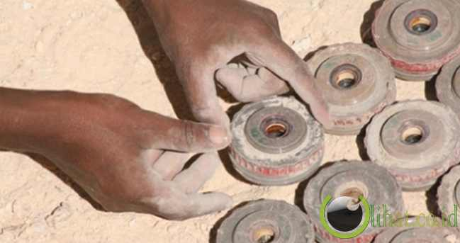 Ranjau Somalia