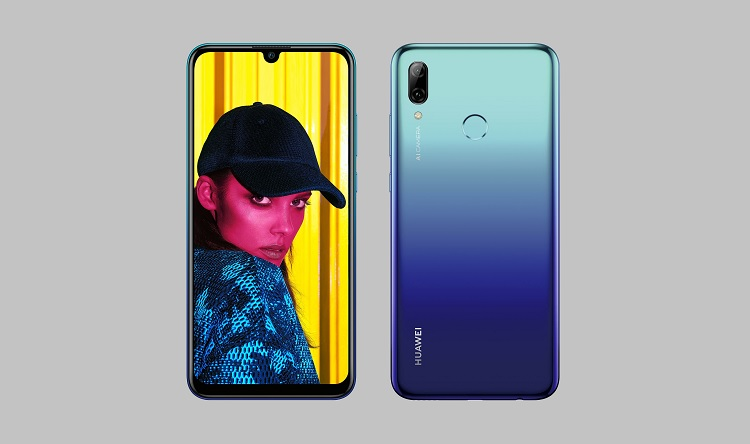Huawei P Smart 2019 with Dewdrop Display Announced