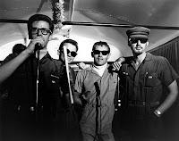 Four Boss Jocks on The Last Train To Clarksville