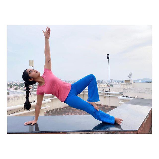 Gouri G Kishan Yoga Photos